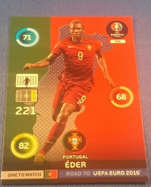Panini Adrenalyn XL Road to France 16 One to Watch EDER