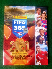 Panini FIFA 365 2020 STICKERS Album