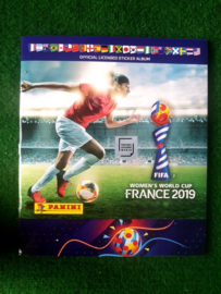 Panini Womens World Cup France 2019 Album