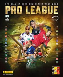 Panini Pro League 2020 001 - 050