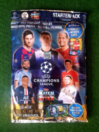 Topps  Match Attax Champions League 19/20 Starter