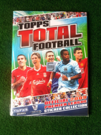 Topps Premier League 2009 Album