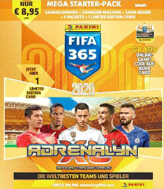 Panini Adrenalyn XL FIFA 365 2020