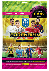 Panini Adrenalyn XL FIFA 365 2021