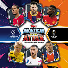 Topps Match Attax  Champions League 2020/2021