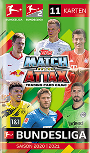 Topps Match Attax  Bundesliga 2020/2021