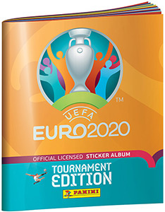 Panini EURO 2020 The Tournament 2021