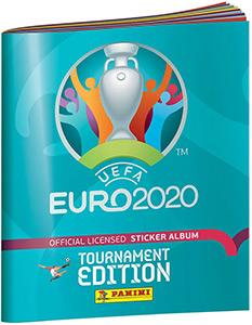 Panini EURO 2020 BlUE