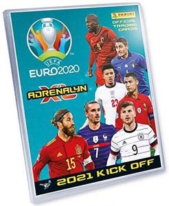 Panini Adrenalyn XL FIFA 365 EURO 2020