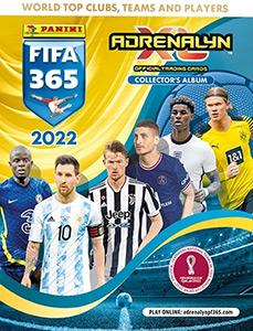 Panini Adrenalyn XL FIFA 365 2022