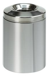 Vlamdovende papierbak, Brabantia RVS - 7 liter
