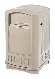 Landmark container, Rubbermaid beige - 189 liter