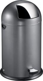 Kickcan, EKO grijs - 40 liter