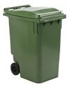 Mini container groen - 360 liter