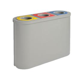 Triomf lichtgrijs - 3 x 45 liter