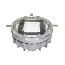 Wegdekreflector LED mid road aluminium