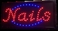 LED bord 480x250x22mm NAILS