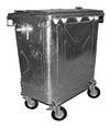 Container staal verzinkt - 770 liter