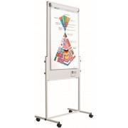 Flipover Combi - Whiteboard / Prikbord - Magnetisch