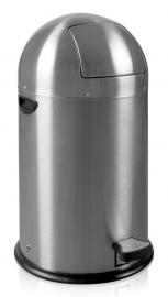Kickcan, EKO mat RVS - 33 liter