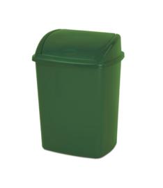 Afvalbak Swing groen - 50 liter