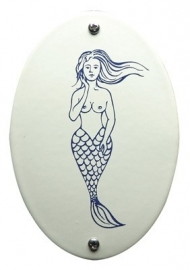 Emaille toiletbord-05 80x115mm