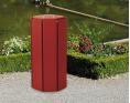 Afvalbak Seville octogonaal - 100 liter
