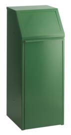 Afvalverzamelaar groen - 70 liter