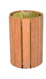 Afvalbak Cologne - 60 liter