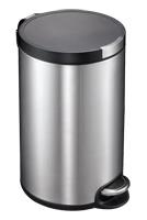 Artistic pedaalemmer, EKO mat RVS - 12 liter
