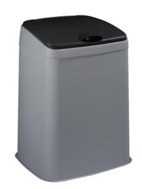 Afvalbak met klapdeksel 70 tot 80 liter