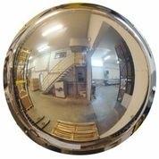 Panoramische binnenspiegel polymir rond 570mm halve bol
