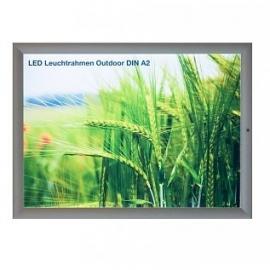 LED kliklijst lightframe outdoor 35mm