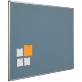 Prikbord bulletin 450x600mm blauw