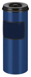 As-papierbak met dover blauw - 30 liter