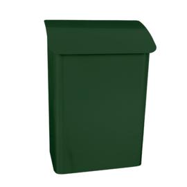 Wandbrievenbus Lugon 291x170x424mm groen