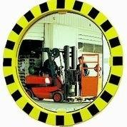 Industriespiegel Vialux Polymir rond 600mm