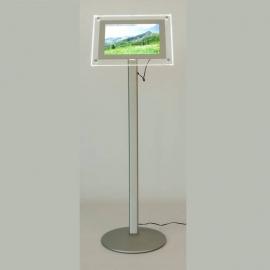 Curved LED menuboard