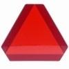 langzaam rijdend verkeer bord driehoek 360mm aluminium