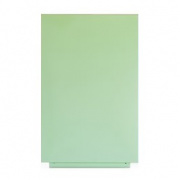 Skin whiteboard 750x1150mm groen