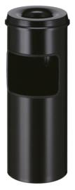 As-papierbak met dover zwart - 30 liter