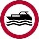 gemotoriseerde watersport zonder vergunningverbod rond 400mm DOR