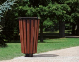 Afvalbak Lofoten - 80 liter