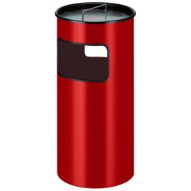 As-papierbak rood - 50 liter