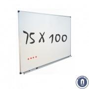 Whiteboard 750x1000mm magnetisch