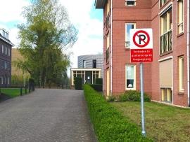parkeerverbod VvE Domus Luxus
