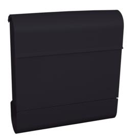 Wandbrievenbus Armilan 372x118x410mm zwart