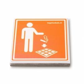 Icoontegel Clean Cube