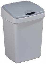 Afvalbak Delta klepdeksel - 10 liter