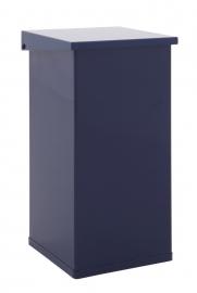 Carro Lift met demper blauw - 55 liter